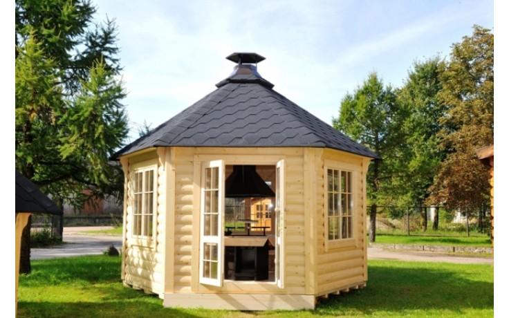 9.2 m² Pavillon
