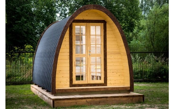 Camping Pod 4,8m