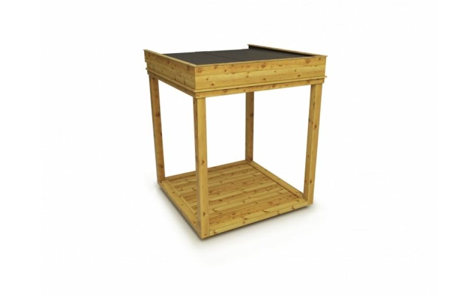 Garten Cube / Garten Lounge 2x2m