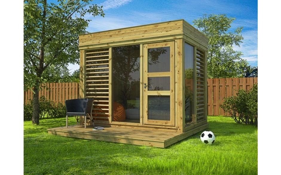 Garten Cube / Garten Lounge 3x2m