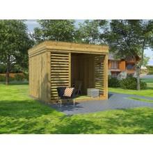 Garten Cube / Garten Lounge 3x3m