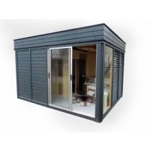 Sauna Cube / Sauna Lounge 4x3m