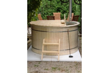 Ø1,5m Badetonne (HOT TUB) aus Polypropylen