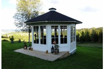 10 m² Pavillon