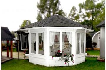 """10 m² Pavillon """"SUN"""""""